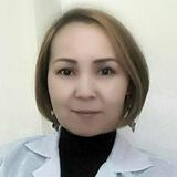 Кучербаева Замира Токтаркановна